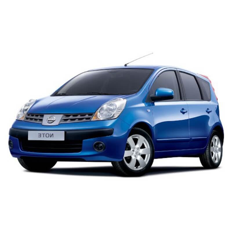Nissan Note Abc Car Rentals Previus