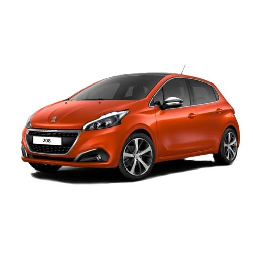 Peugeot 208 Abc Car Rentals